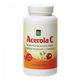 Acerola C 120 - Varga Gábor gyógygomba kivonat