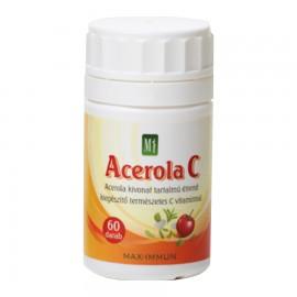 Acerola C 60 - Varga Gábor gyógygomba kivonat