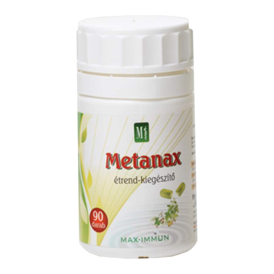 Metanax - Varga Gábor gyógygomba kivonat
